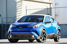 2018 Toyota C Hr Drive Review Motor Trend