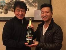 Jackie Chan Avec Alpine Aux 24h Du Mans
