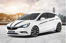 Opel Astra 2016 - irmscher plans upgrade package for 2016 opel astra