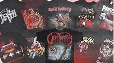 The 13 Best Heavy Metal T Shirts Of All Time Ranked