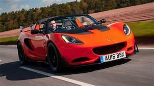 Review Lotus Elise Cup 250  Top Gear