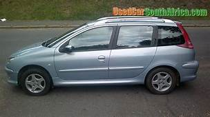 2006 Peugeot 206 Sw Used Car For Sale In Durban South
