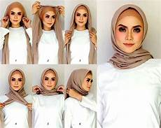 Tutorial Pashmina Terbaru 2019 Tutorial