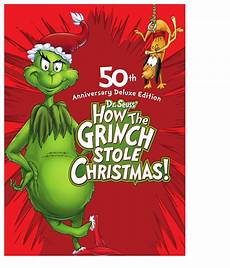 Grinch Malvorlagen Novel Dr Seuss How The Grinch Stole Complete Deluxe