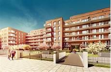 Baukooperative Errichtet 207 Neue Wohnungen In Hamburg