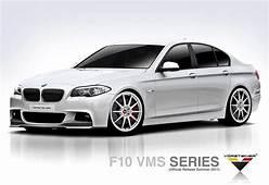 Vorsteiner BMW 5 Series VMS  Car Tuning