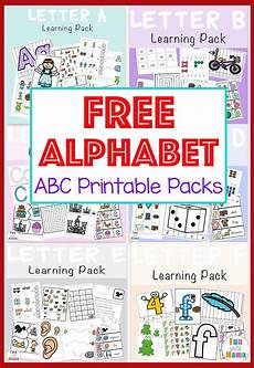 printable letter worksheets for preschoolers 23672 free alphabet abc printable packs with posts alphabet letter crafts letter a