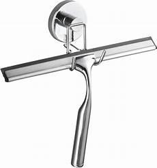 Badaccessoires Ohne Bohren - wenko vacuum loc duschabzieher befestigen ohne bohren