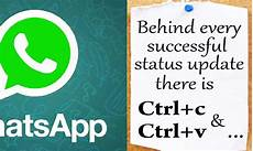 Take Best Whatsapp Status Ideas From These