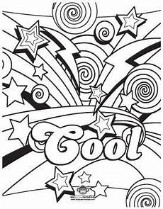 awesome coloring pages for adults coloring fun for kids and grownups dazed 80 s printable