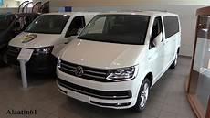 Volkswagen Transporter T6 2017 In Depth Review Interior