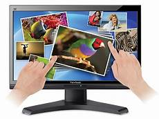 Monitor Microwear Touch Screen by Viewsonic Announces Vx2258wm Touchscreen Monitor And