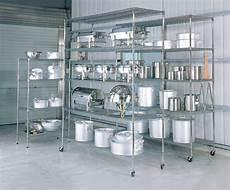 scaffali tubolari scaffali indoor archimede componibili in acciaio cromato