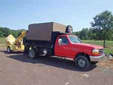 Classic 1993 Ford 350 Dump Truck For Sale Detailed