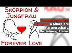 Skorpion Jungfrau Horoskop Liebe