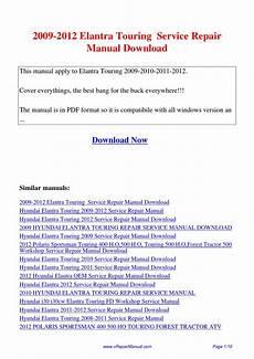 service repair manual free download 1992 hyundai elantra auto manual 2009 2012 elantra touring service repair manual pdf by david zhang issuu