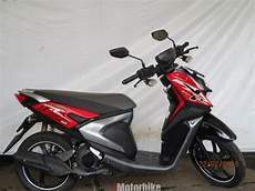 X Ride 125 Modif Supermoto by 2018 Yamaha All New X Ride 125 Rp18 150 000 Merah