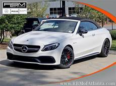 new 2018 mercedes c class amg 174 c 63 s cabriolet