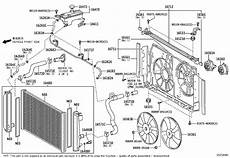 2006 toyota rav 4 engine diagram 2012 toyota rav4 radiator coolant hose clip side engine piping 1658126040 genuine toyota part
