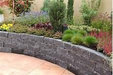 muurelementen foto s tuinvoorbeelden modeltuinen