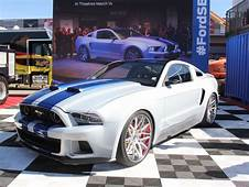 Mustang GT From Need For Speed Movie  Ford