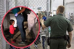 Image result for Border Children in Cages