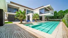 luxury villa in the luxury villa with 8 bedroom in dubai modern villas