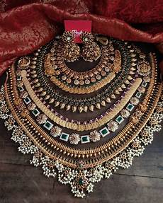 12 traditional kerala wedding jewellery kerala style bridal jewellery set south india jewels in