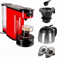 senseo kaffeepadmaschine senseo 174 switch hd6592 80 1l