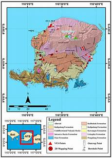 lombok mapking geosciences free full text the isopach mapping of