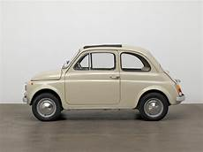 vintage fiat 500 will be part of special design exhibit at