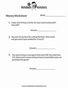 math word problems worksheets doc 11011 money word problems worksheet free printable educational worksheet with images money word
