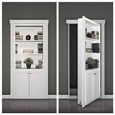 Doors That Look Like Bookshelves