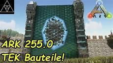 Ark Update 255 0 Neue Tek Bauteile Tek Basis Inc