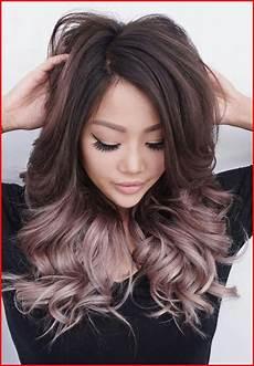 rose gold ombre hair color ideas hair colour style