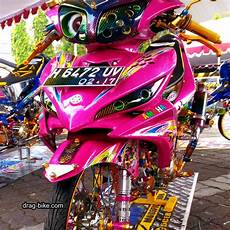 Modifikasi Jupiter Z 2008 Jari Jari by Foto Gambar Modifikasi Motor Yamaha Jupiter Mx Tilan