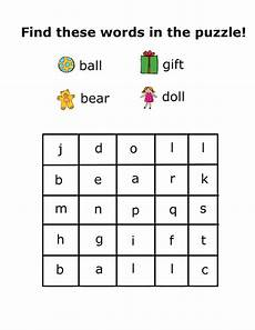 simple word search for preschool kiddo shelter educative puzzle for kids word puzzles for