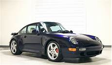 1995 porsche 993 turbo for sale at auction