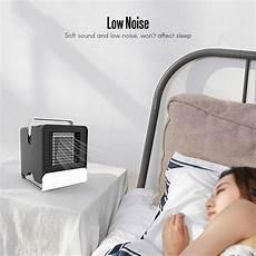 klimaanlage schlafzimmer leise best mini portable air cooler conditioner cool fan