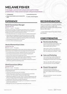 sales manager resume exle and guide for 2019