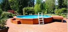 acheter une piscine hors sol en espagne quel imp 244 t pour une piscine hors sol semi enterr 233 e en