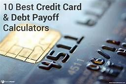 Credit Card Calculator  10 Best Calculators To Get Out Of