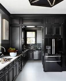 Black Kitchen - 10 black kitchen ideas home decor ideas
