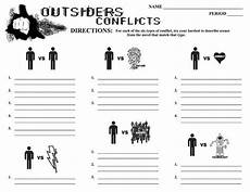 http teacherlingo com resources thumbnail outsiders conflict graphic organizer 6 types of