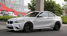 fans digitally remove camo of a bmw m2 coupe prototype looks like the real thing