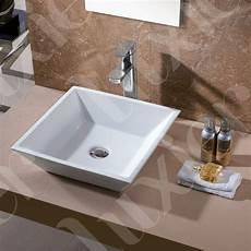 Keramik Waschbecken Bad - luxury bathroom porcelain vanity vessel sink modern