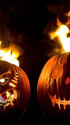 Horror Pumpkin Wallpaper by Scary Wallpapers And Screensavers 58 Images