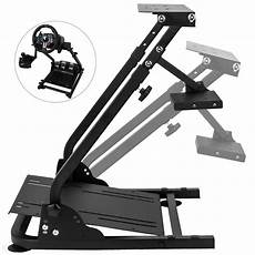 racing simulator steering wheel stand for g27 g29 ps4 g920