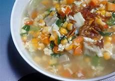 Resep Sup Jagung Manis Simpel Oleh Kiky Cookpad