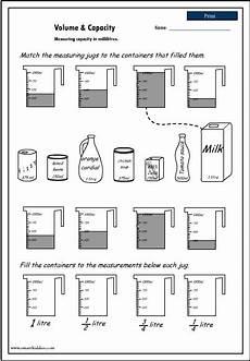 11 best images of measureing volume worksheets grade 2
